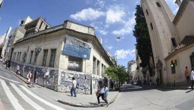UNC: la obra del Centro Cultural tiene destino incierto