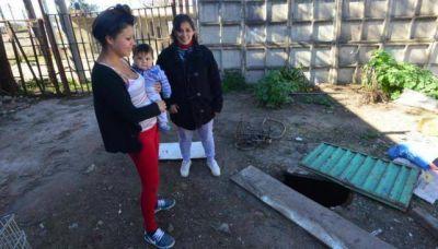 Villa El Libertador: la Municipalidad dice que por hundimientos deben responder en Provincia