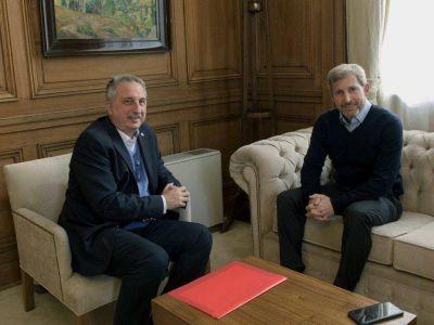 Passalacqua reiteró los reclamos de Misiones antes de la reunión por la coparticipación