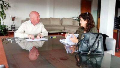 Obras de Nación en Acha: Leher acusa a municipio