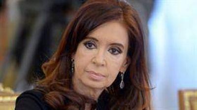 Cristina Kirchner, dura contra Patricia Bullrich: