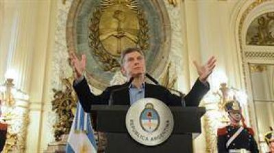 Macri se refirió a los dichos del Papa Francisco sobre desempleo: