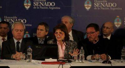 Bullrich y Garavano no logran destrabar el paquete anticorrupción