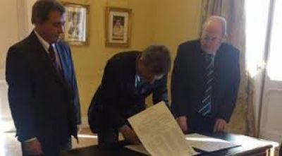Macri firmó la Declaración de Chapultepec