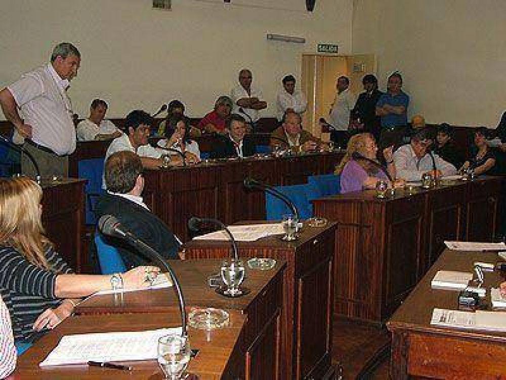 La nueva ley de medios fue el tema central de la sesión