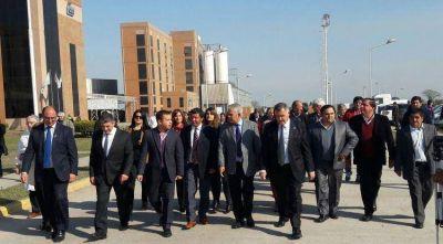 """Jaldo: """"Hay ejemplos de empresas en Tucumán que debemos irradiar al país"""""""
