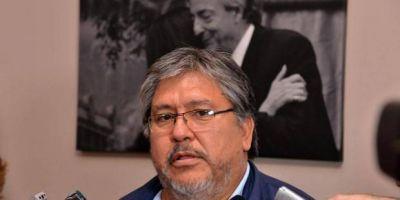 El Chino Navarro cada vez m�s lejos de CFK: