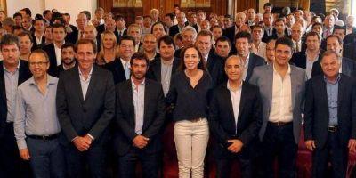 Vidal prepara el terreno para el mayor aumento impositivo de la historia de la Provincia