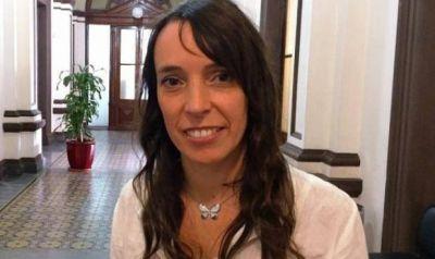 """Florencia Rollié: """"Los radicales pagamos costos por decisiones que no tomamos"""""""
