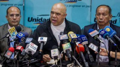 Venezuela: la oposici�n ahora va a la caza de 4 millones de firmas