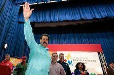 Maduro denuncia una nueva