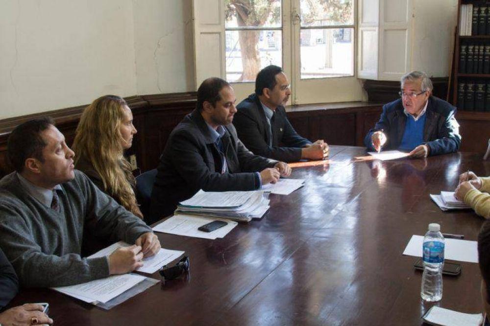 Diputados y el Colegio de Abogados y Procuradores analizaron la creación de la Policía de Investigación de Salta