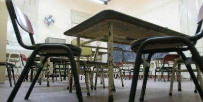 No habrá clases el miércoles en la provincia por una capacitación docente