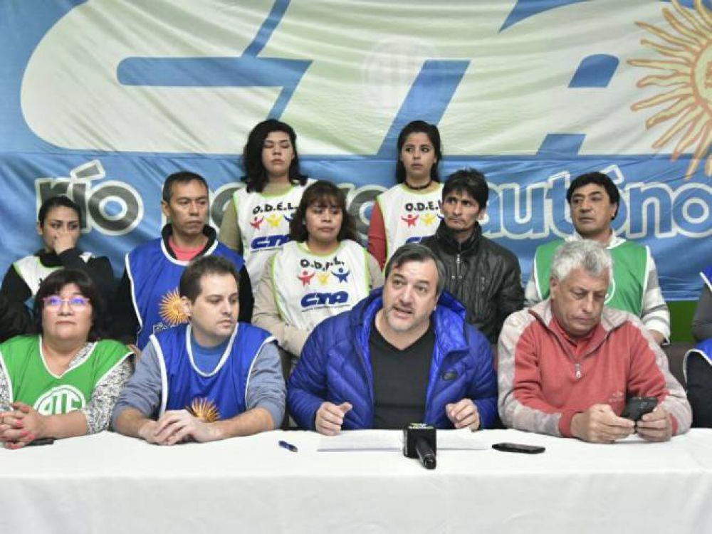 CTA autónoma lanzó paro provincial para el 11 de agosto y exige reabrir paritarias