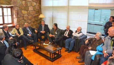 Haquim recibió a Colegios Técnicos del país y del MERCOSUR