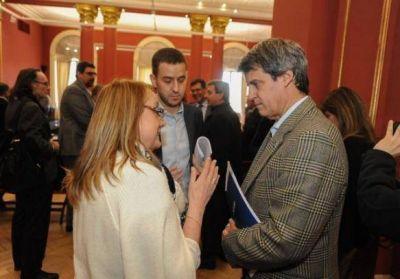 Alicia particip� de la reuni�n de gobernadores