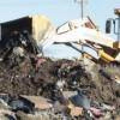 Intensifican operativos de saneamiento para erradicar los mini basurales