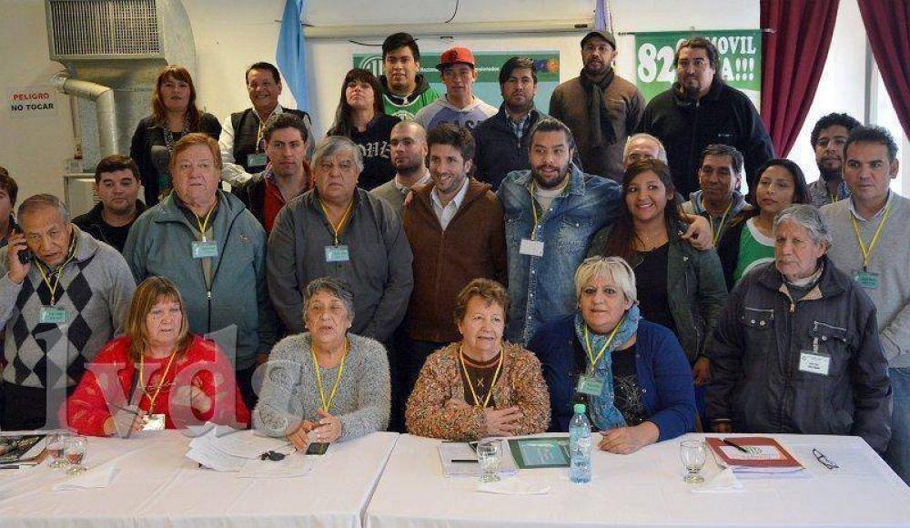 Encuentro de Jubilados de ATE de la Patagonia Sur: Contra la