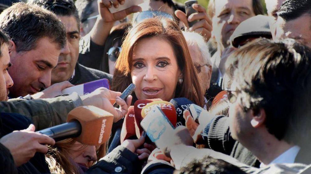 Dólar futuro: el mes que viene se define si Cristina Kirchner va a juicio oral