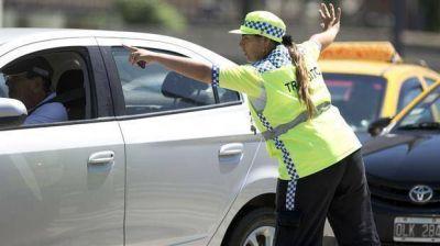 Aumentaron un 25% las multas de tránsito en la Capital Federal