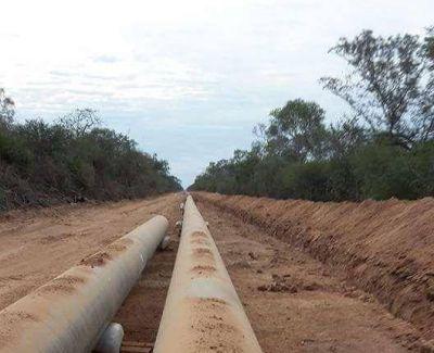 Piden urgentes medidas para garantizar obras del Gasoducto del NEA que están paralizadas en Salta