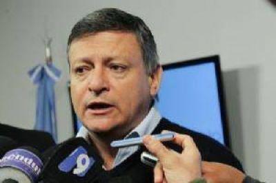 Peppo insistió en la necesidad del PJ de constituir un nuevo frente político