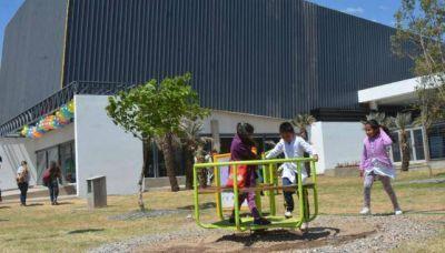 Se realiza un nuevo taller para definir el proyecto del Parque Educativo Este