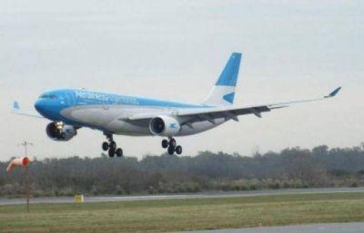 Aerol�neas sumar� tres rutas desde C�rdoba en septiembre
