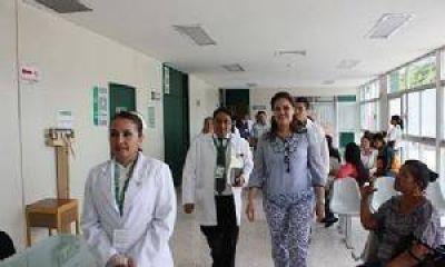 Implementarán el botón antipánico en los hospitales
