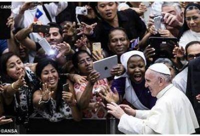 Papa: Que el don que los jóvenes recibieron sea la respuesta a la llamada del Señor