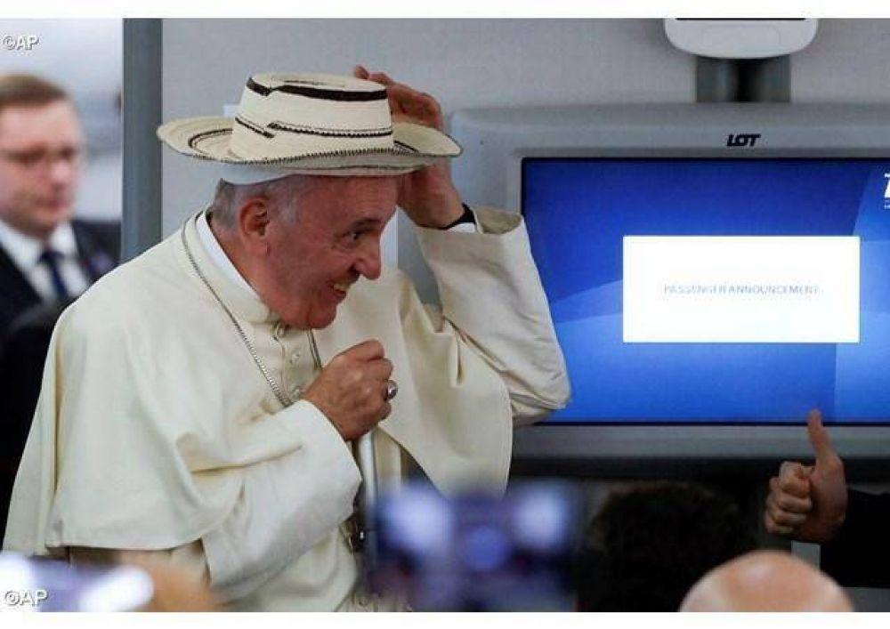"""Card. Lacunza: """"el Papa nos ha dado la gracia de celebrar la próxima JMJ en Panamá"""""""