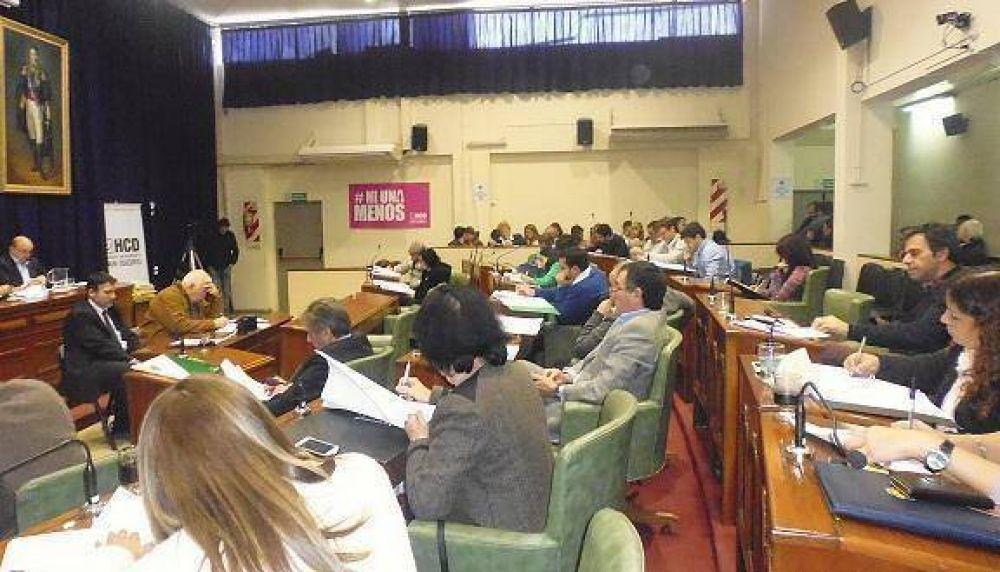 El HCD rechazó tratar proyecto en repudio a un acto de violencia