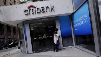 Citigroup ofrecerá créditos por US$ 3.500 millones para el sector corporativo argentino