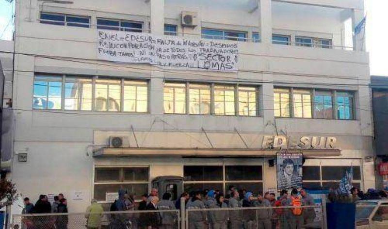 Crisis energ�tica: sin soluci�n en el conflicto entre Edesur y trabajadores