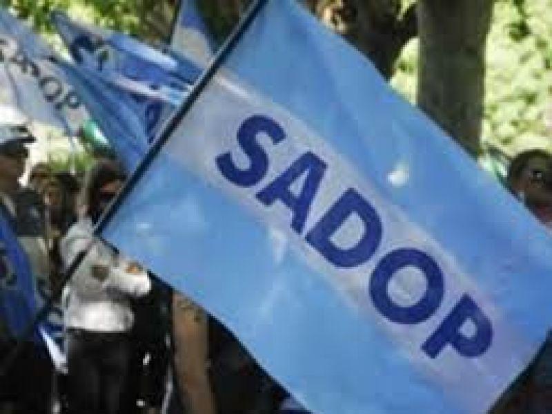 Sadop mantiene el paro en suspenso a la espera de oferta salarial