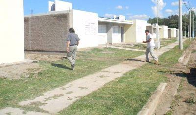 El Municipio comenz� con el proceso de desadjudicaci�n de 28 viviendas