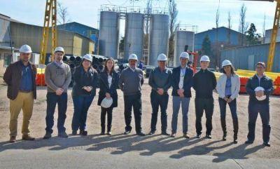 Con más visitas a industrias, el Gobierno provincial acompaña el desarrollo del sector