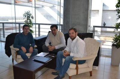 Avances en los proyectos para Buena Esperanza y el departamento Dupuy