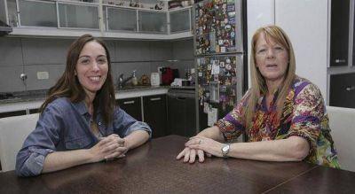 """Stolbizer aseguró que """"confía"""" en Vidal y respaldó la decisión de mantener a Bressi"""