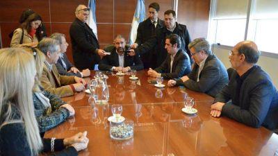 La UNSJ trabajará junto a Gobierno en el Plan de Respuesta a Riesgos Sísmicos