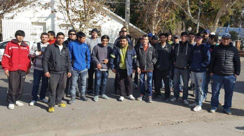 Trabajadores de la UOCRA piden que se reactiven las obras