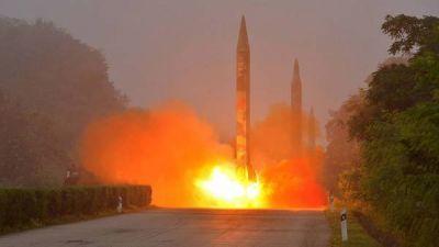 Alarma en Tokio: Norcorea dispara nuevos misiles sobre el Mar de Japón