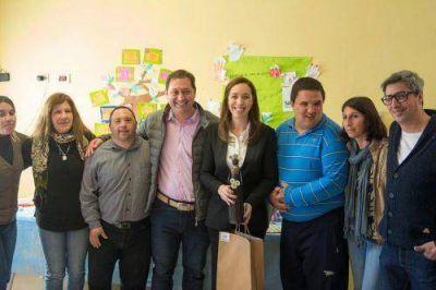 Serenal recibió la visita de Vidal y compartió temas de agenda