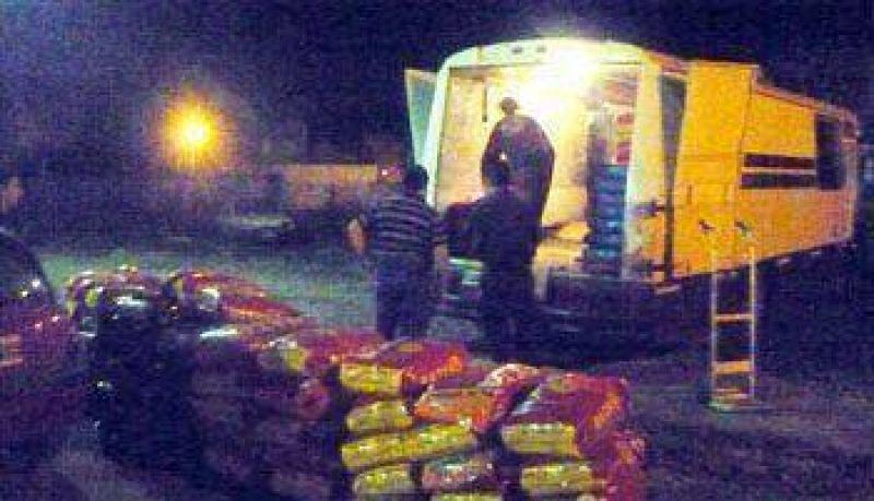 Recuperan un camión y parte de la carga robada por piratas del asfalto