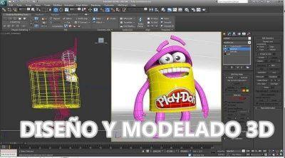 Inscripciones abiertas para diseño y modelado 3D
