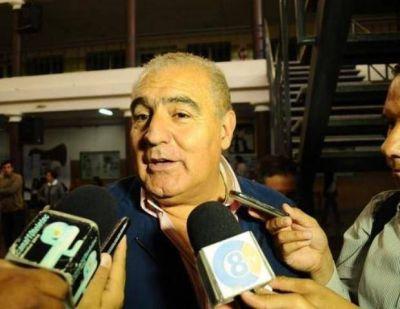 El vicegobernador Gutiérrez recibió ayer el alta médica