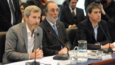 Diputados: Frigerio defendi� en comisi�n la reforma electoral y el voto electr�nico