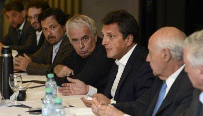 Schiaretti con la Rosada, pero De la Sota critica a Macri