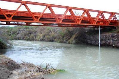 Atuel: Naci�n avanza con la cuenca del r�o