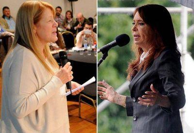Stolbizer sobre CFK: